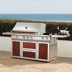 All Grills Grilling Outdoor Frontgate Outdoor Kitchen Grill Outdoor Grilling