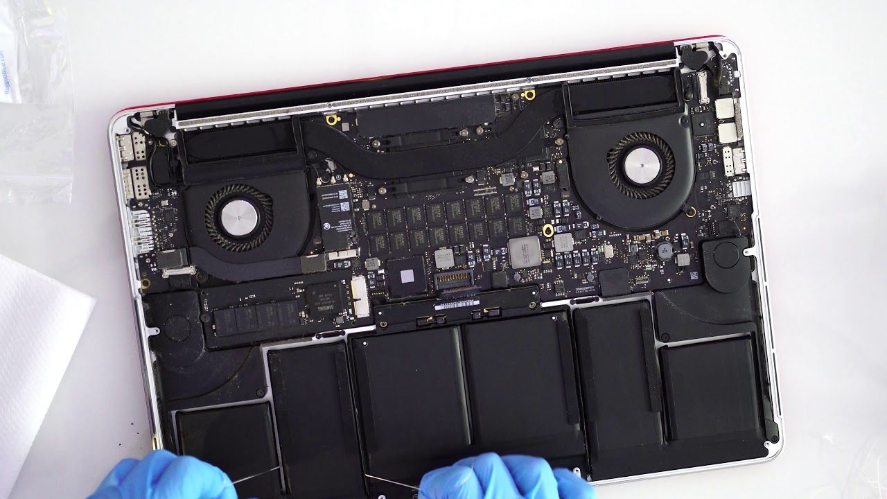 Replacing Battery For Macbook Pro 15 Late 2013 Ifixit Kit Macbook Macbook Pro Macbook Pro 15