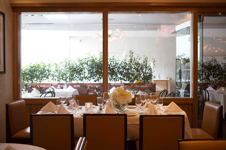 Il Segreto Ristorante Bel Air Italian Restaurant LA