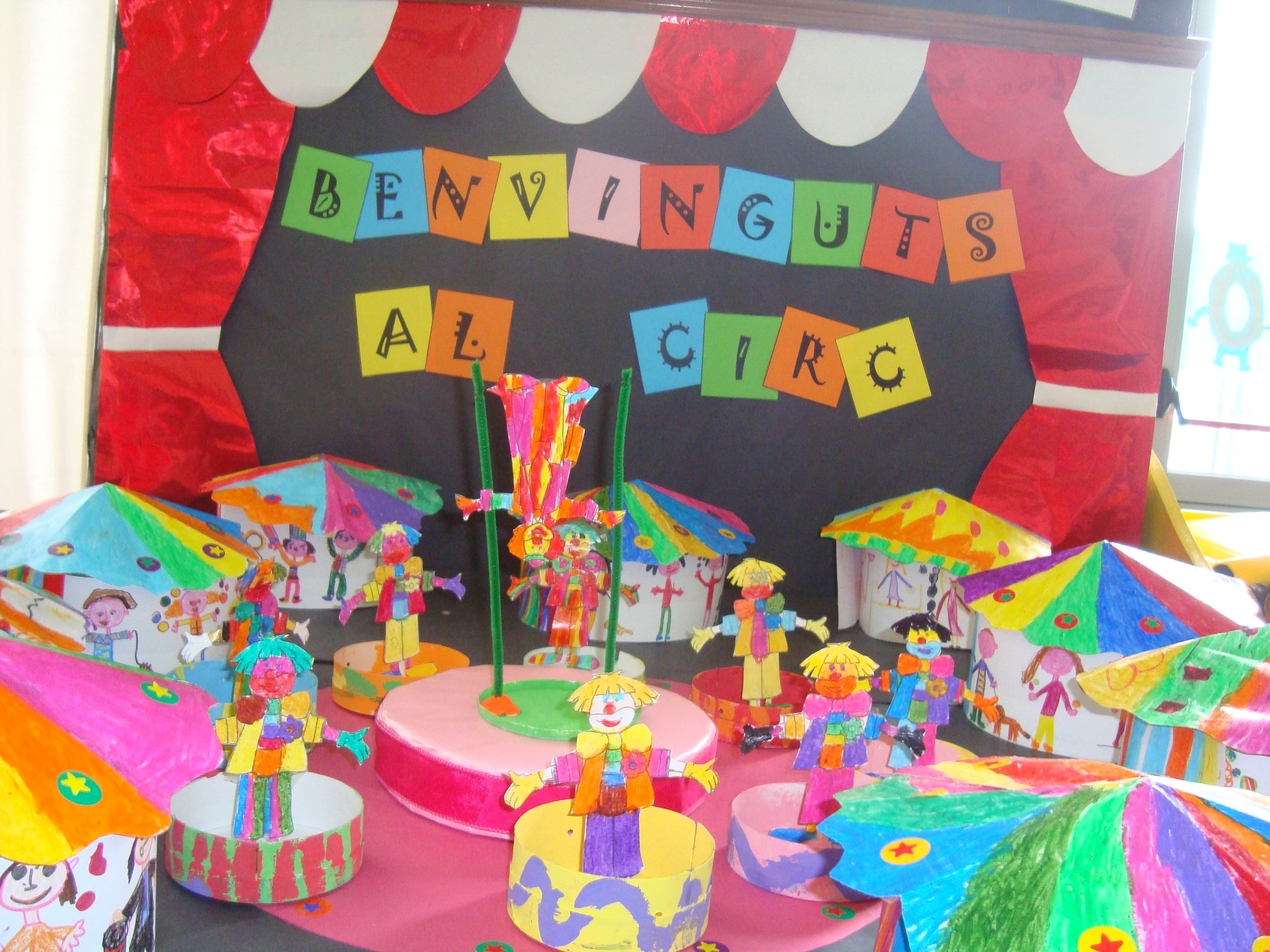 Projecte el circ- EI Escola Sant Pau