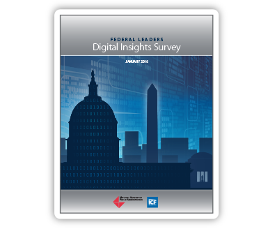 Digital Government Study Findings from NAPA and ICF illustrate why more system integrators are building in-house digital shops