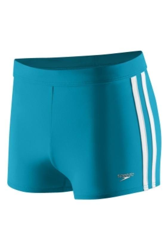 a480849665 Speedo Men's Shoreline Square Leg Swimwear. Color Teal. Features Xtra Life  Lycra. Provides