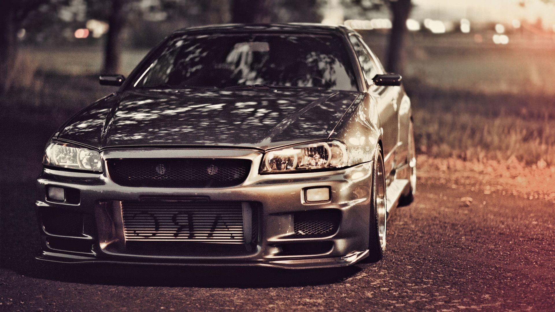Nissan Skyline Gtr R Wallpapers Group Stopimage 1920 1080 R34