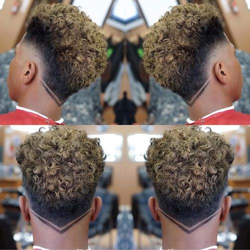 "Black Men Wedding Hairstyles: Pin On ""Good Hair"""