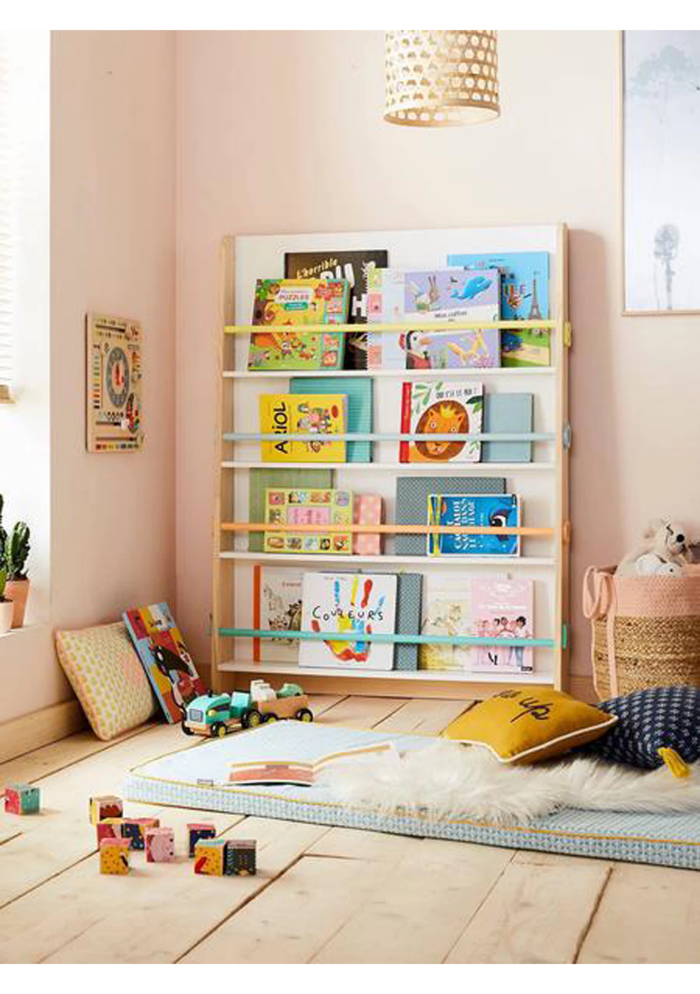 Mini Me The Bookshelf Bookshelves Kids Bookshelves Furniture Nz