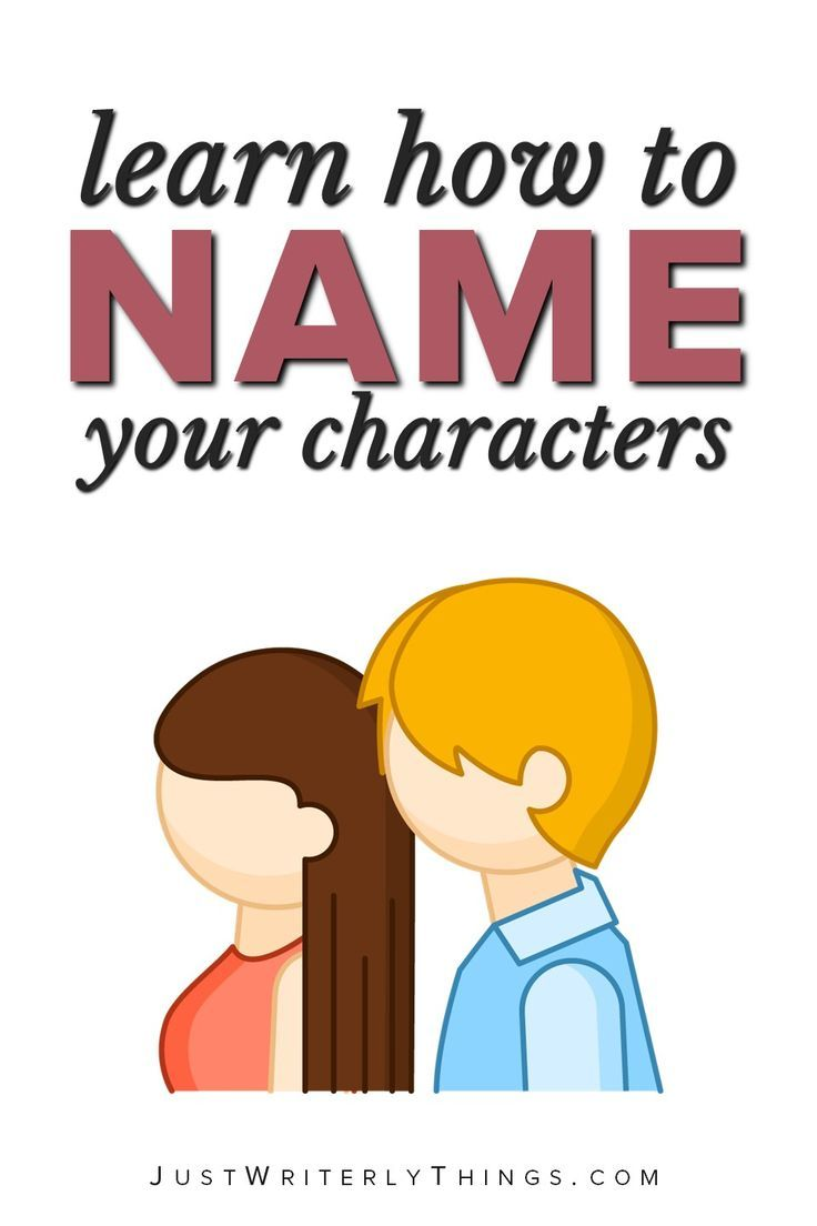 How to choose character names book writing tips writing