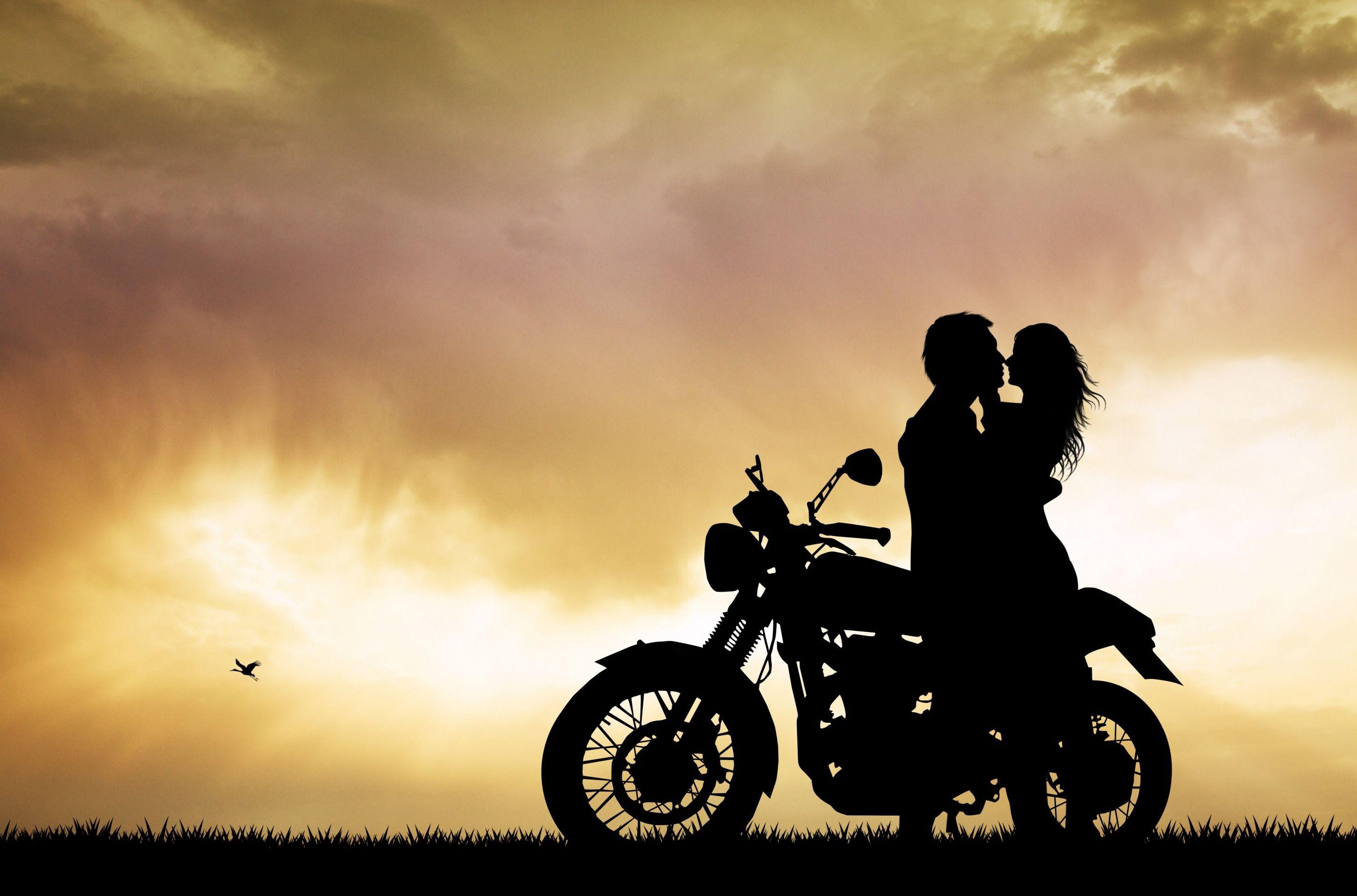 Download Wallpaper Summer Mood Romance The Evening Blur