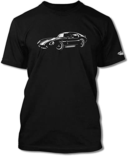 Enjoy exclusive for 1964 Daytona Coupe T-Shirt – Spotlights – American Classic Car online – Findandbuytopstyle