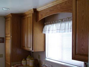 Google Image Result For Http Www Chinocabinets Com Images Cabinet Valance Jpg Wood Valance Kitchen Cabinets Wood Windows