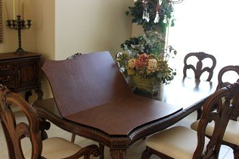 Keeping Kids Safe With Dining Room Table Pads Darbylanefurniture Com In 2020 Custom Dining Room Tables Table Pads Dining Table