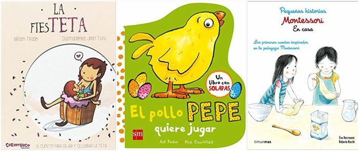 selección mejores cuentos y libros infantiles del 2017