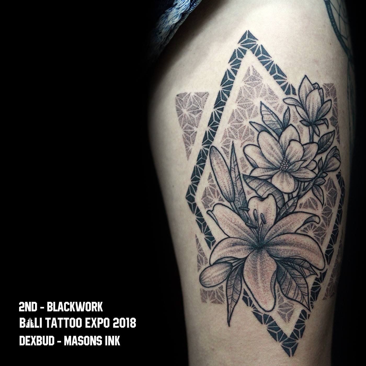 Best Artists of Bali Tattoo Expo 2018