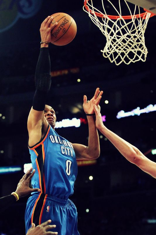 go on and hate on russell westbrook, haters.
