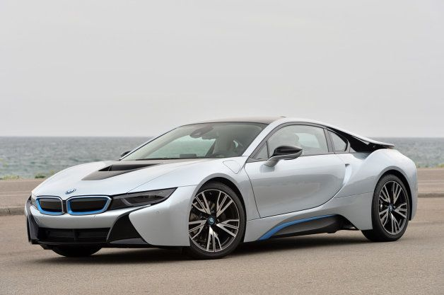 Top Gear Names Bmw I8 Car Of The Year Corvette Ferrari Mercedes