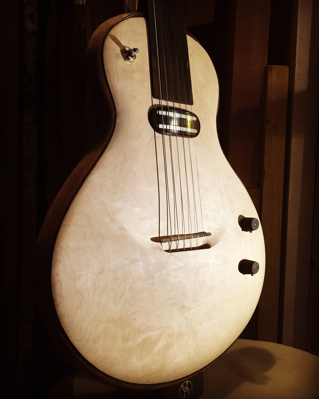 Verdinero Guitars Model Insulae Guitar Design Guitar Custom Guitars