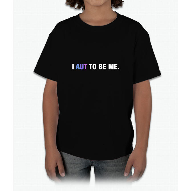 ff3cc19ad I AUT to be me. Young T-Shirt | Products | Pinterest | Pride, Viper ...