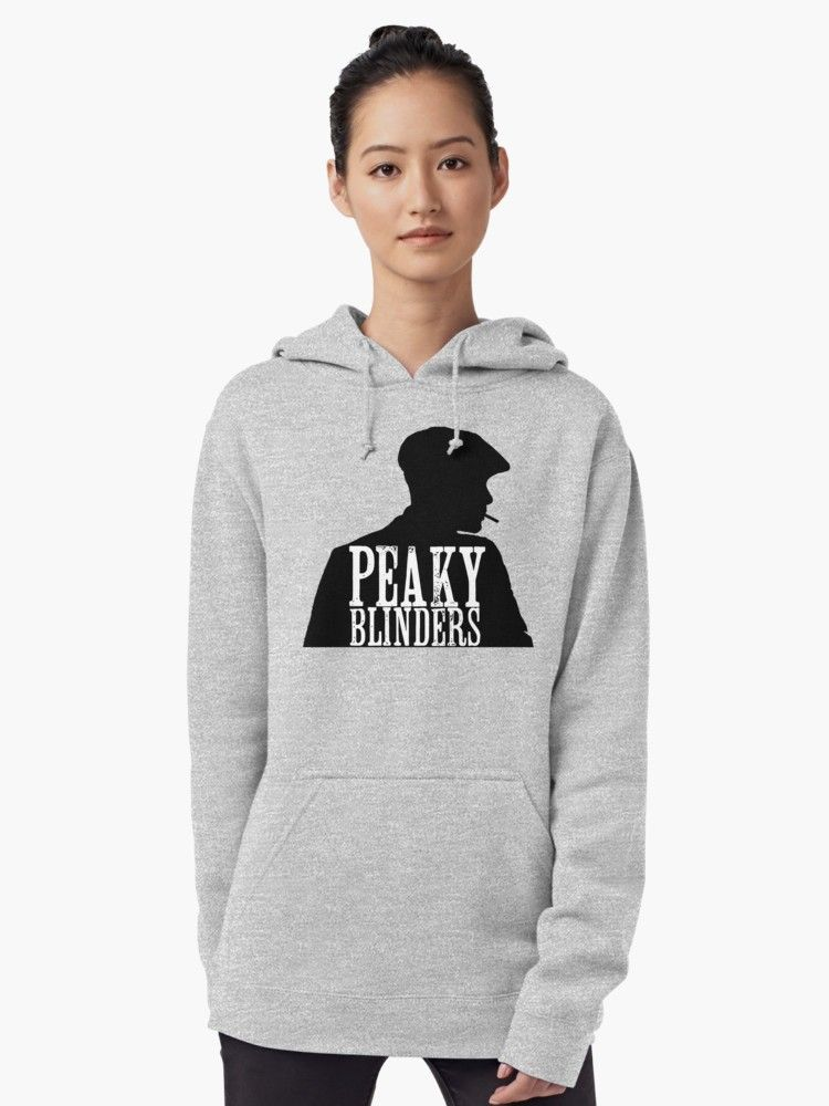 Peaky Blinders Tommy Shelby Pullover Hoodie By Skr0201 Redbubble Peaky Blinders Tommy Shelby Hoodies Women Pullover