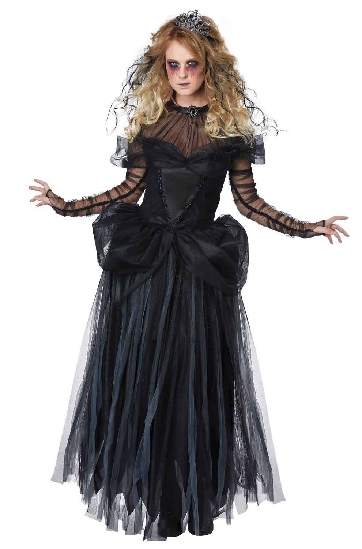 Dark Princess Adult Costume Adult women halloween
