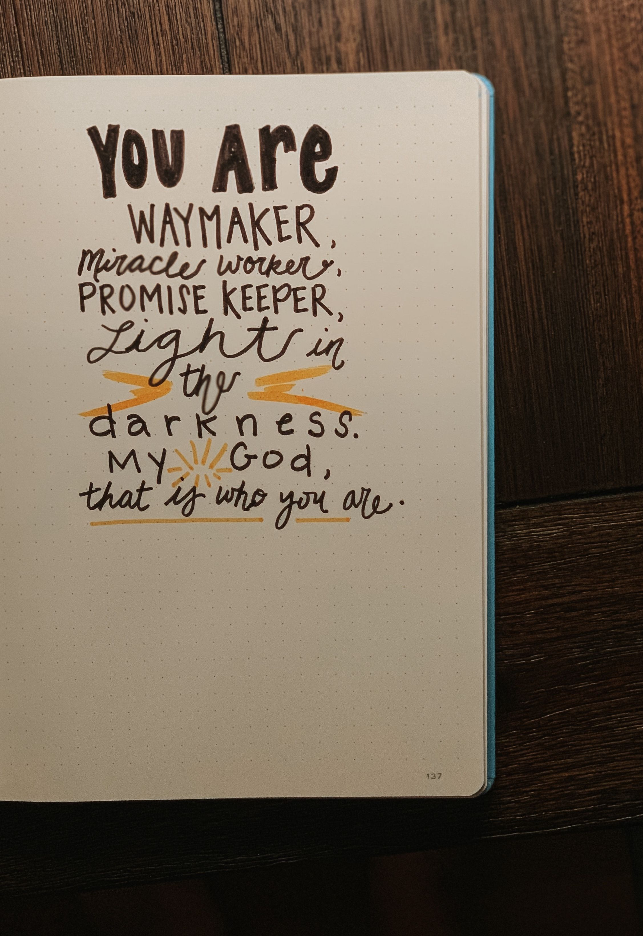 Waymaker Worship Lyrics Bethel Music You Are Way Maker Miracle Worker Promise Keeper Light In The Darkn Worship Lyrics Christian Lyrics Worship Quotes