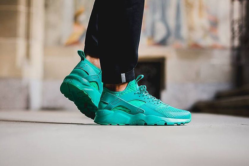 Nike's Air Huarache BR Looks Green With Envy for the Summer