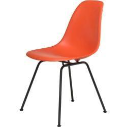 Photo of Eames Plastic Side Chair Stuhl Dsx mit Filzgleitern Vitra