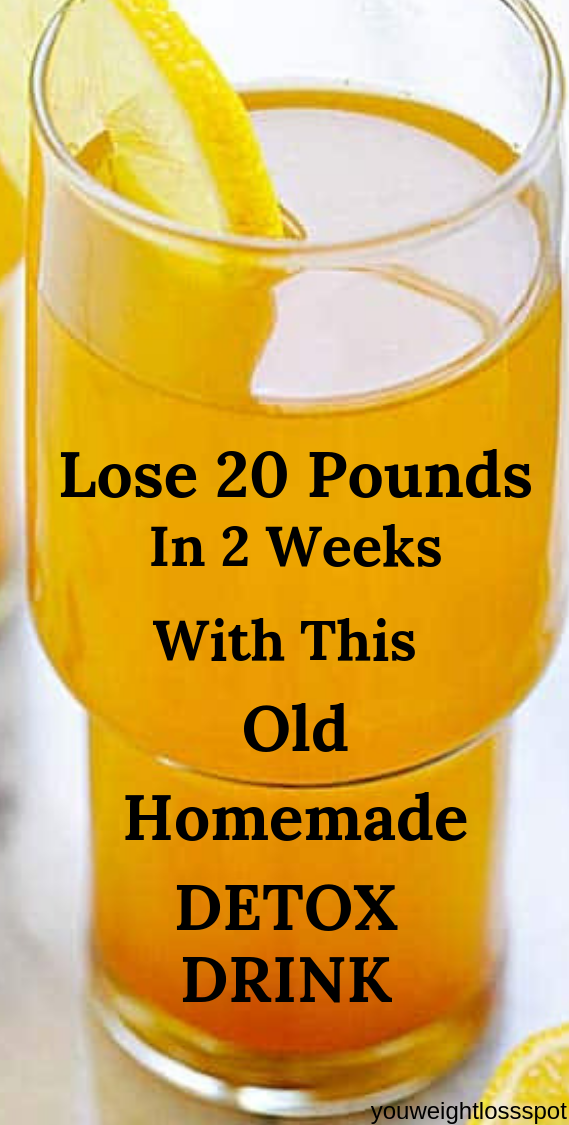 Fat Burning Detox Drink You should know when and how to get rid of fats from your body With this post youll also know the importance of loosing weight and you might chang...