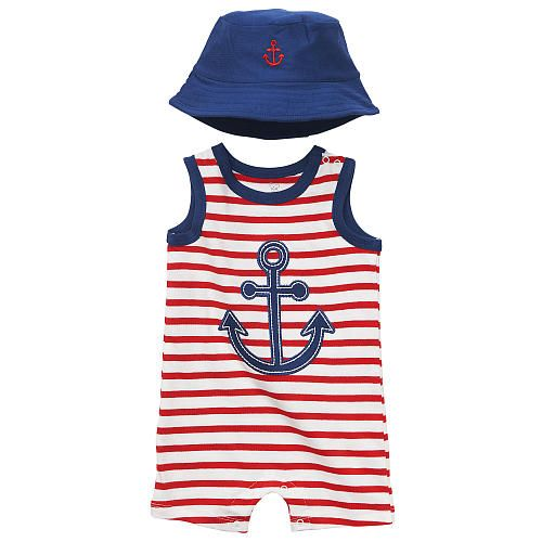 Need this for his first 4th of July! Koala Baby Boys 2 Piece Red/ - Need This For His First 4th Of July! Koala Baby Boys 2 Piece Red