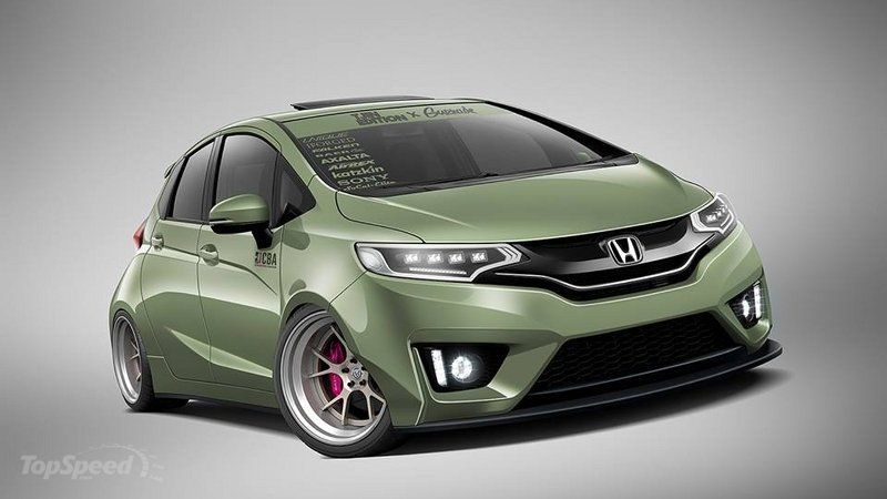 2015 Honda Fit Tjin Edition Review