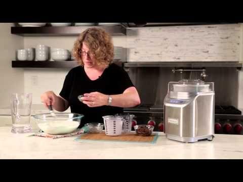 Cool Creations Ice Cream Maker Ice 70 Demo Video Youtube Ice Cream Maker Cuisinart Ice Cream Maker Cuisinart Ice Cream