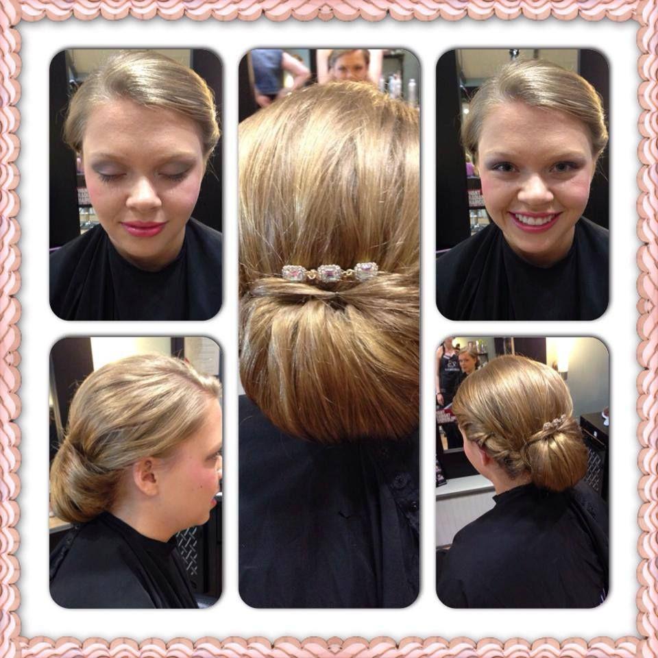 Old Hollywood Style Hair Make Up By Melanie At House Of Blonde Hair Salon Hollywood Hair Hair Styles Blonde Hair