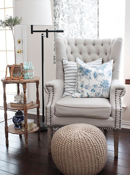 Chic Living Room, Rock Bottom Furniture