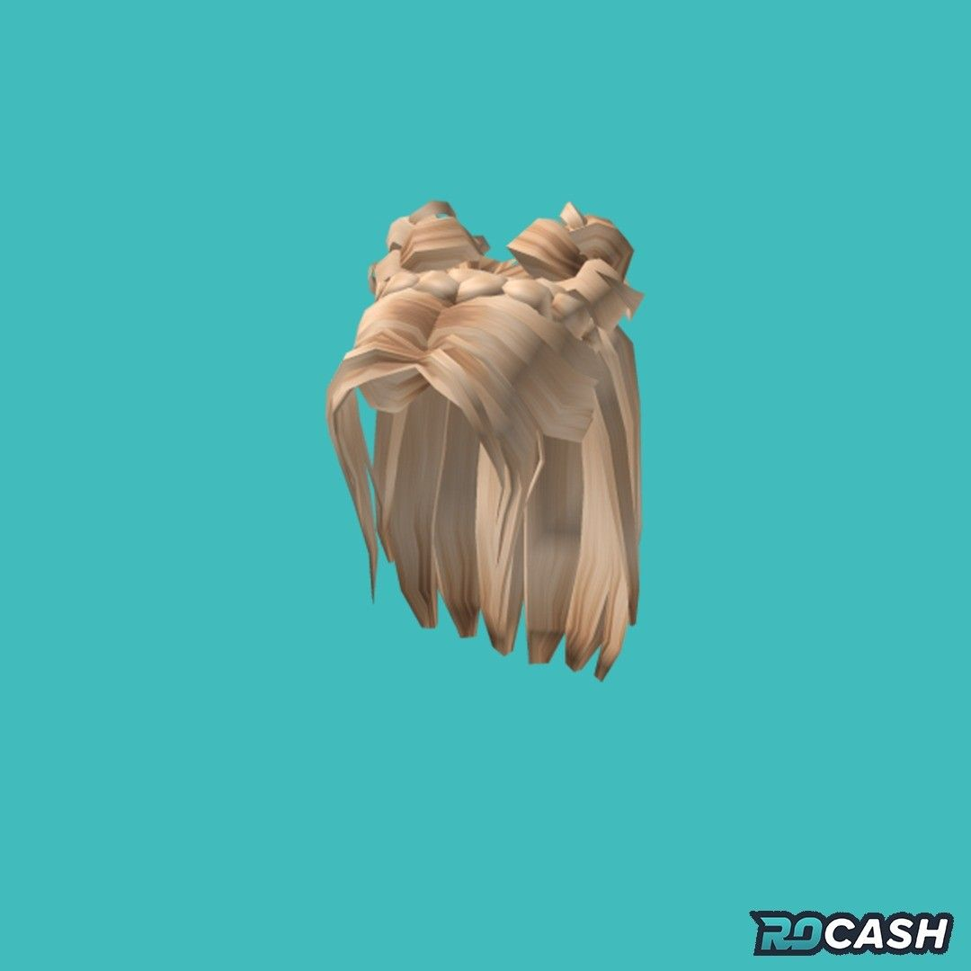 Want To Get The Platinum Space Bun Braid For Free You Can Earn Robux On Rocash And Withdraw Directly To Your Roblox Account Click The Link In En 2020 Coiffure Cheveux