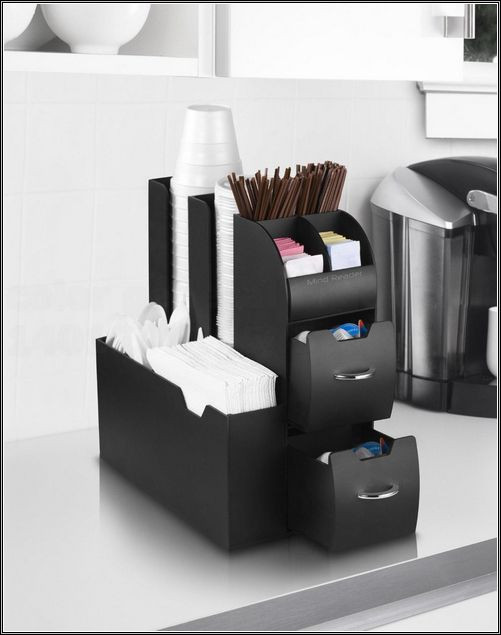 Office Coffee Station Ideas   Google Search