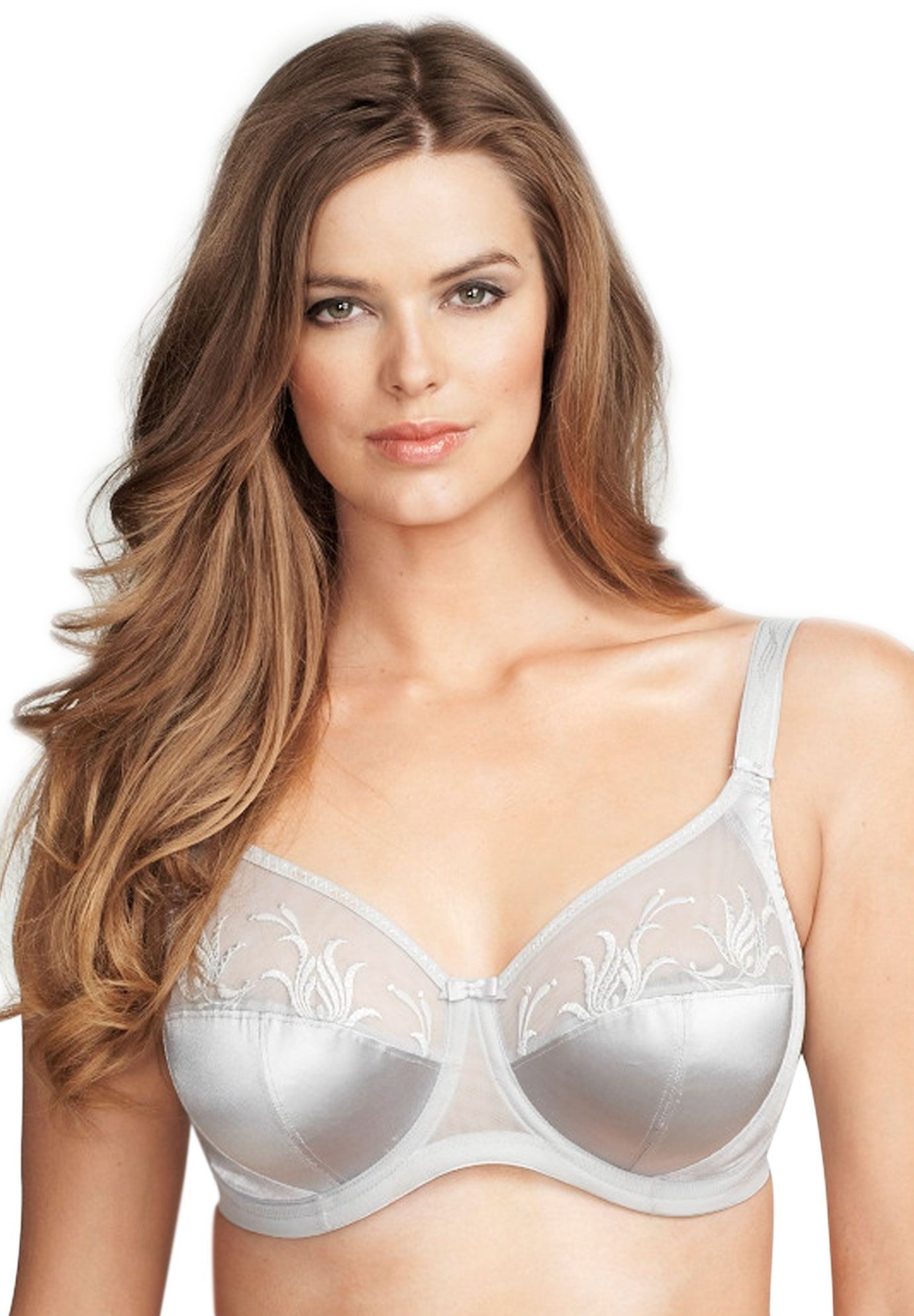 Caitlyn Underwire Side Support Bra By Elomi Plus Size View All Bras Fullbeauty Com Bra Models Big And Tall Outfits Bra
