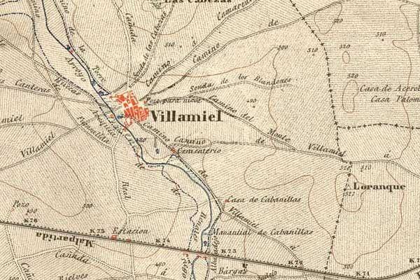 Los mapas manuscritos del Instituto Geográfico Nacional