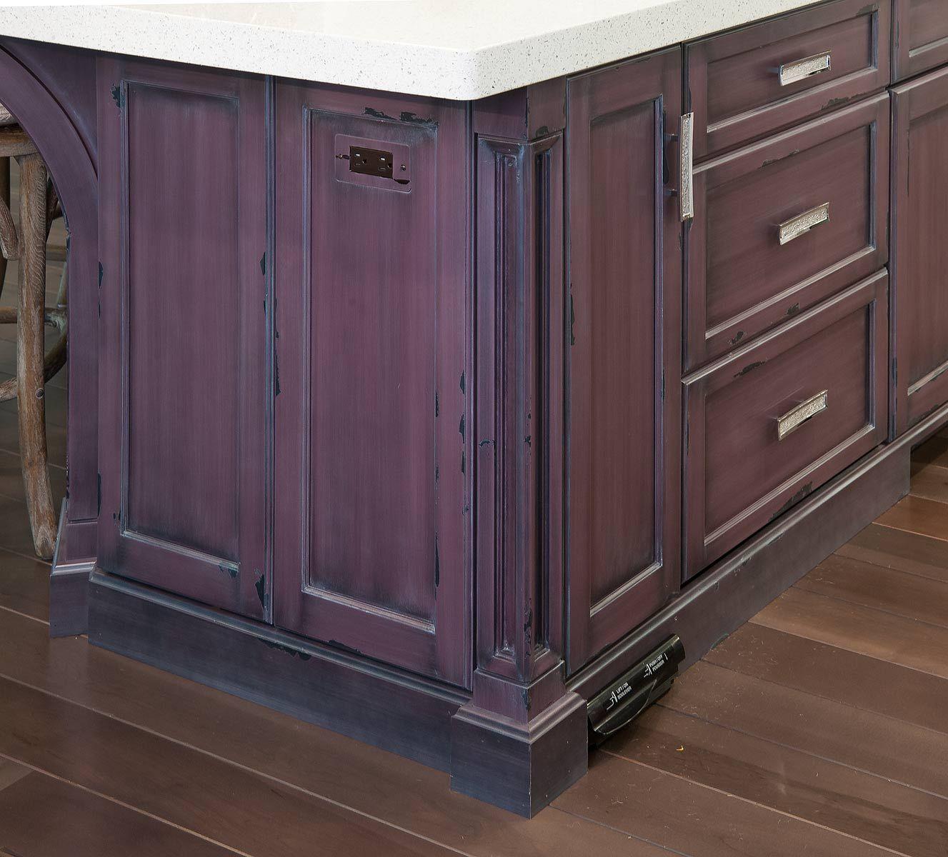 Amish Custom Kitchen Cabinets