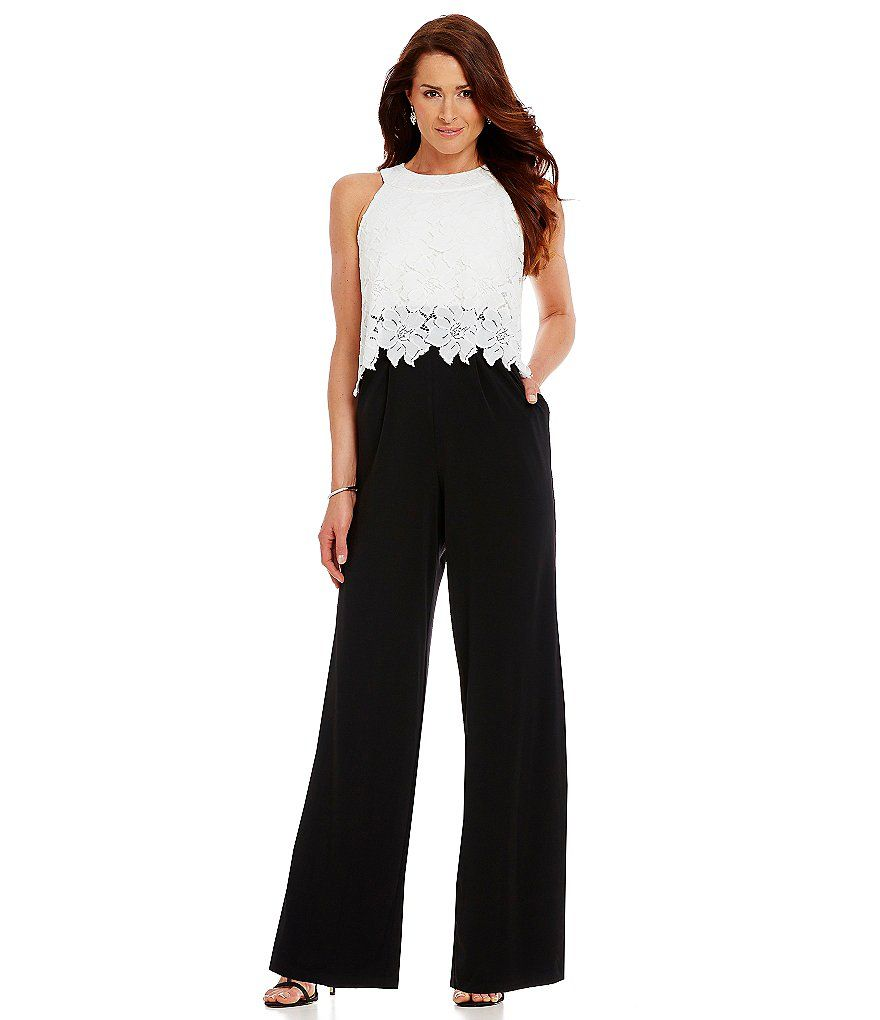 Womens Formal Jumpsuits - Breeze Clothing