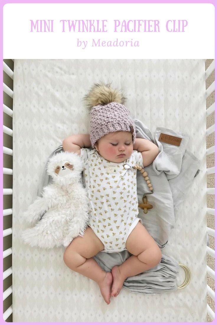 Newborn Girls /& Boys Baby Wooden Dummy Clip Pacifier Chain Shower Gift HY
