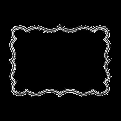 printable bracket frame. lettering delights has also offered another free printable graphic set bracket frame