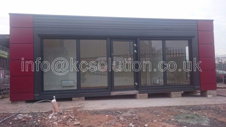 Modular Building Portable Cabin Garden Office Portable Office Price For