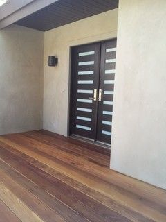 Thoroughly Modern - Modern - Front Doors - los angeles - by ETO ...