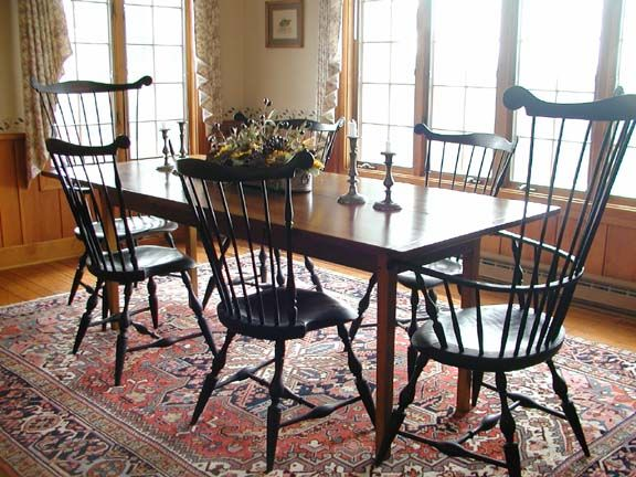 Black Windsor Chairs   Google Search