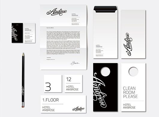business identity package