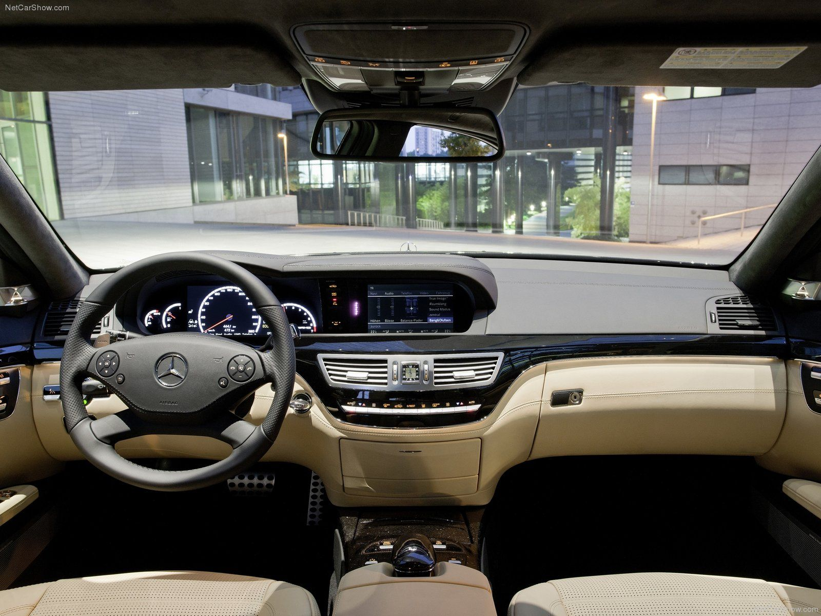 Mercedes Benz S63 Amg Interior With Images Mercedes Benz