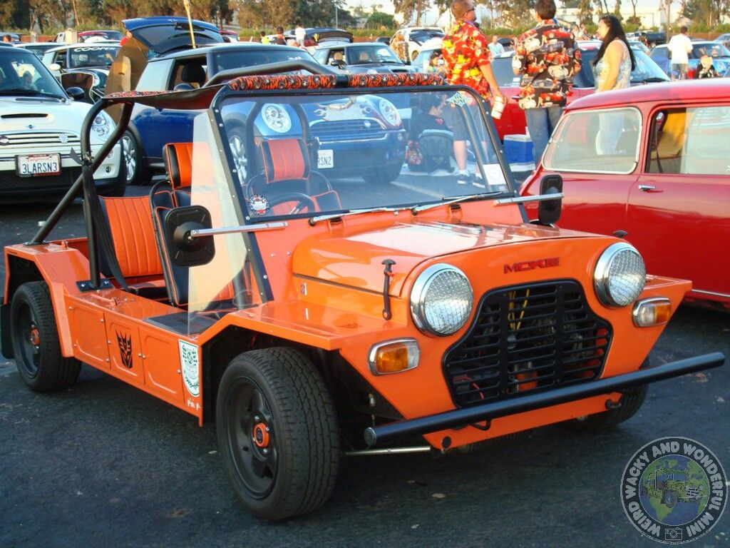 Granted it might not be the right time of the year for 1 but... I would really love a Moke, especially 1 like this Stunner from  Down Under