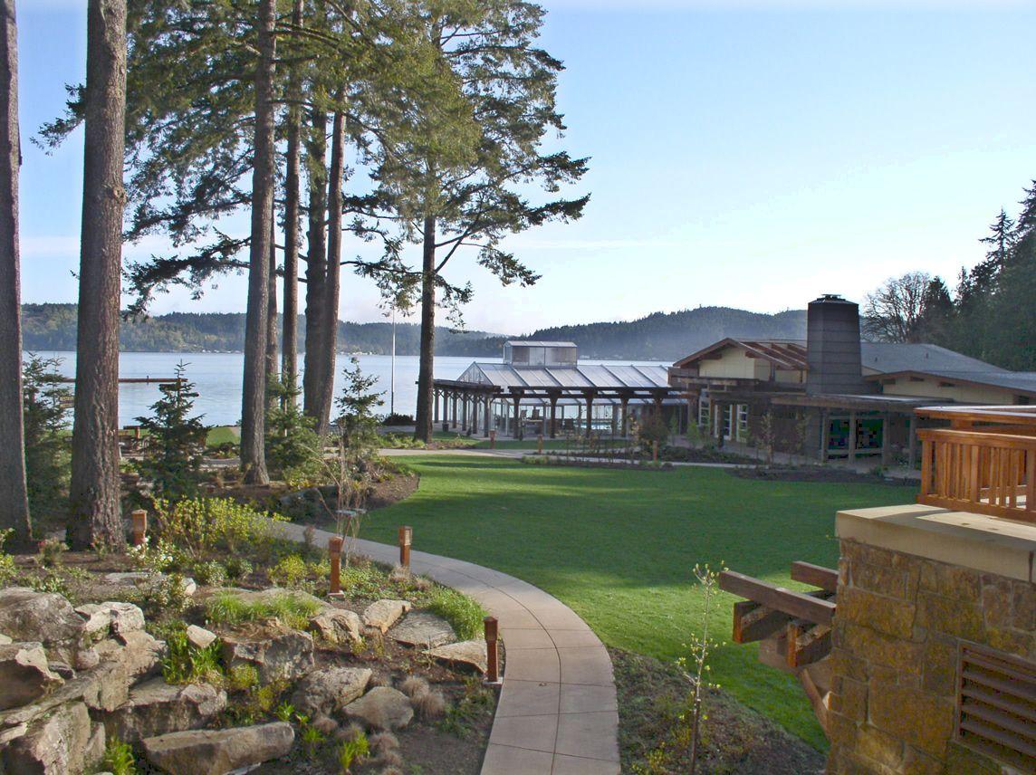 Alderbrook Resort & Spa on Hood Canal | Possible venues ...