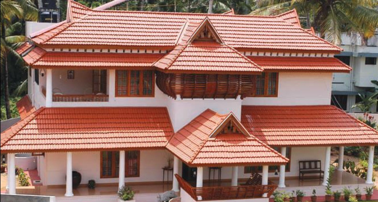 My Dream Home Kerala House Design Chettinad House Architect House