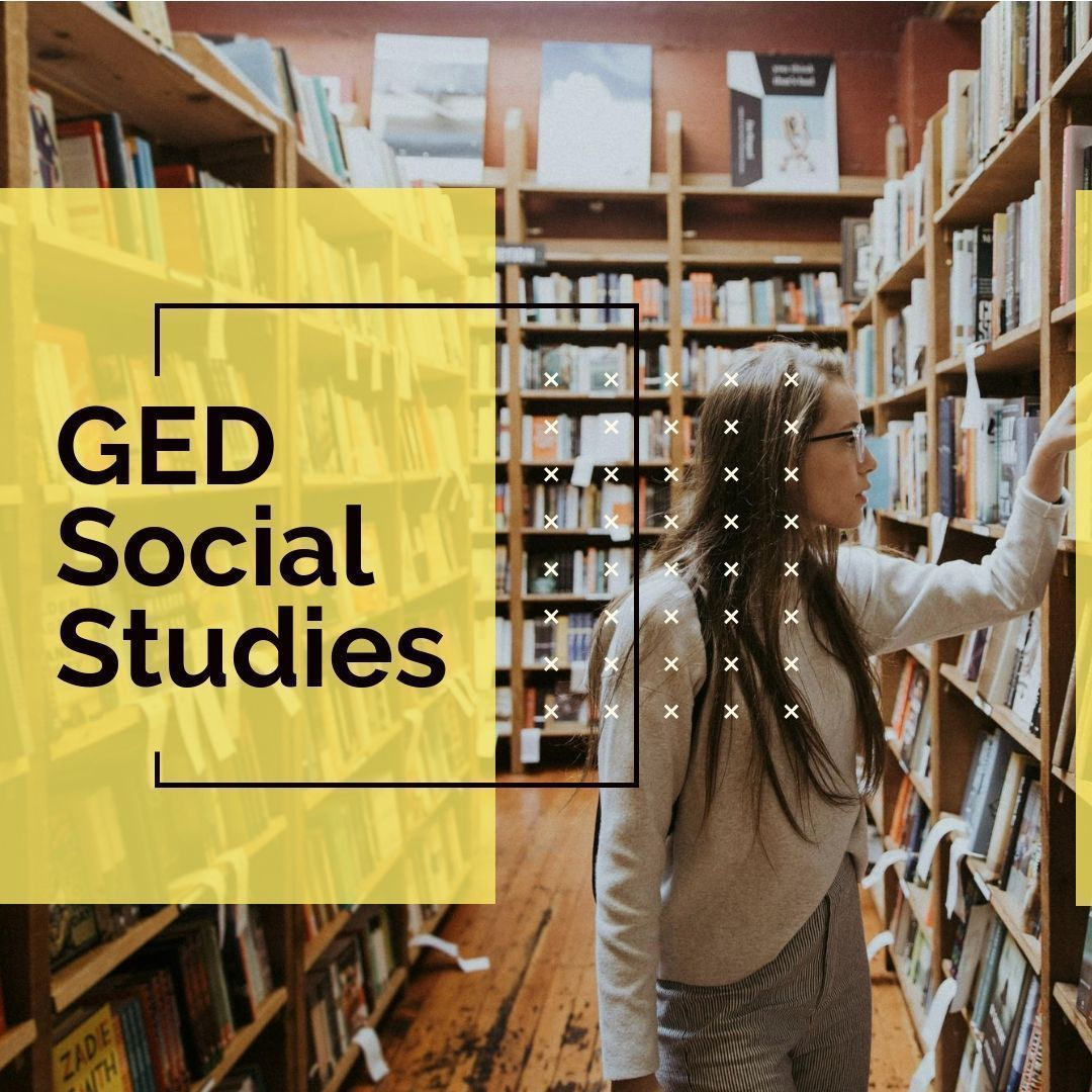 Taking The Ged Social Stu S Soon Learn More Here S