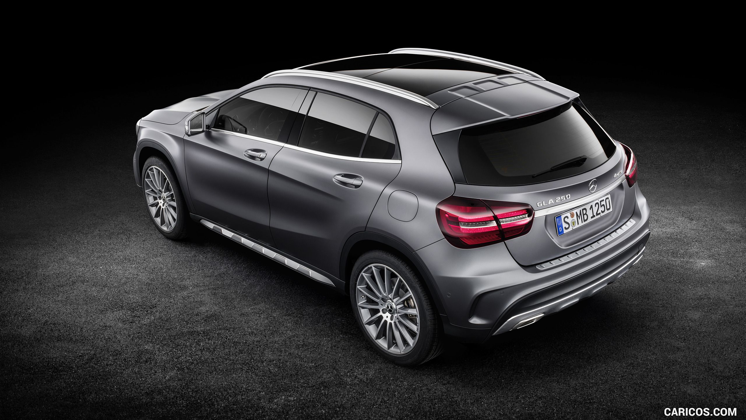 2018 mercedes benz gla wallpaper
