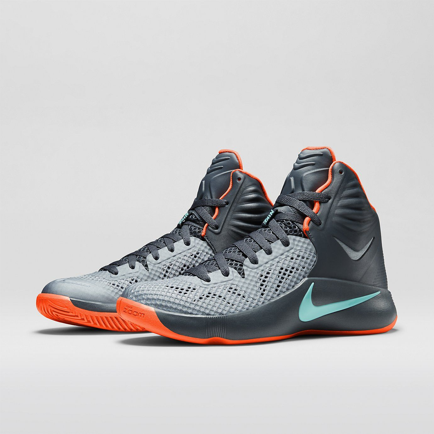 33b8f66cf36d Nike Zoom Hyperfuse 2014 Men s Basketball Shoe. Nike Store